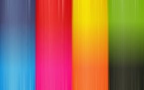Обои оранжевый, синий, красный, жёлтый, голубой, зелёный, пурпурный