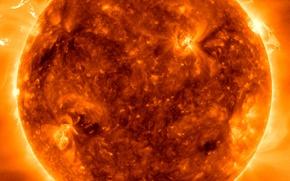Картинка солнце, пекло, жара, Solar Dynamics Observatory