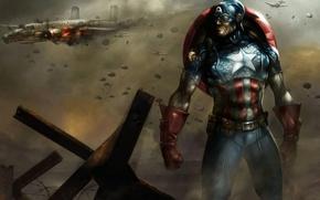 Картинка война, war, marvel, комикс, comics, марвел, captain america, капитан америка