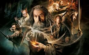 Картинка эванджелин лилли, evangeline lilly, орландо блум, ли пейс, lee pace, hobbit: the desolation of smaug, …