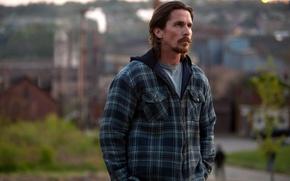 Картинка портрет, актёр, Christian Bale