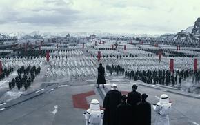 Картинка cinema, Star Wars, gun, weapon, power, mountains, snow, army, blade, empire, captain, film, spaceships, yuki, ...