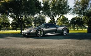 Картинка supercar, Spyder, Porsche 918