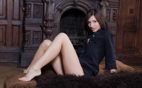 Картинка legs, nadia, beauty, brunette, kiska, simone b