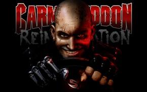 Картинка игры, гонки, You wasted 'em!, Carmageddon, гонки на выживание, Carmageddon Reincarnation, Max Damage