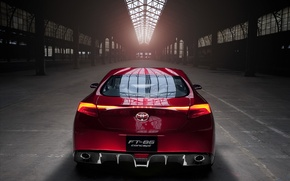 Обои Toyota