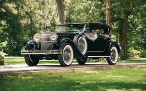 Картинка Speedster, 1929, LeBaron, Stutz, Model M, 4-passenger