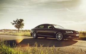 Картинка блики, Audi, ауди, Vossen Wheels, Ciprian Mihai