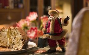Картинка home, Santa Claus, Ready for Christmas