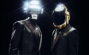 Картинка Daft Punk, Thomas Bangalter, Alive, Electronic, Random Access Memories, Guy-Manuel de Homem Christo, French