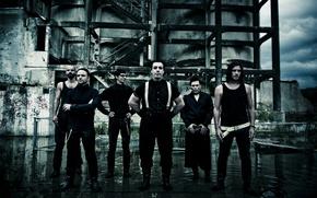 Картинка metal, rock, Rammstein, метал, рок, industrial metal, индастриал метал, тяжелый рок, hard rock, тяжеляк, till ...