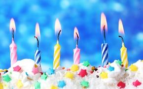 Картинка свечи, happy birthday, с днем рождения