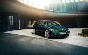 Картинка бмв, BMW, универсал, Alpina, F31, 2015, 3-Series