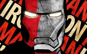 Картинка Железный человек, Iron man, Тони Старк, супергерой Marvel, Thony Stark