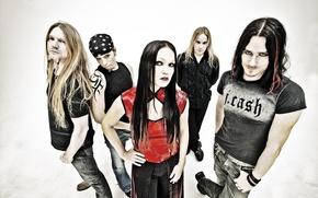 Обои тайра, готик-металл, Nightwish, рок