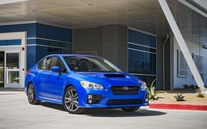 Обои субару, Subaru, WRX