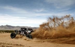 Картинка гонка, пустыня, desert, race, багги, baggi