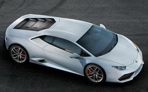 Обои авто, ламборгини, Lamborghini Huracan