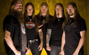 Картинка Amon amarth, группа, металл, викинги, мелодичный дэт-метал