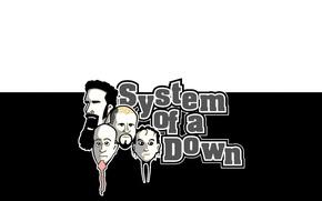 Картинка группа, music, знаменитость, Рок, alternative metal, музыканты, soad, System of a down