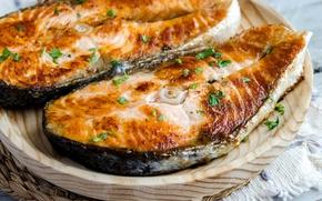 Картинка рыба, Fish, Seafoods