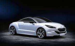 Обои Peugeot, RCZ, пежо