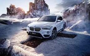 Картинка бмв, BMW, кроссовер, F48