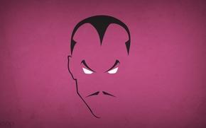 Картинка минимализм, blo0p, Sinestro
