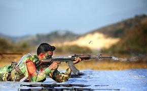 Картинка оружие, солдат, Bangladesh Army
