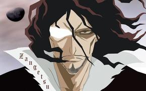 Картинка sword, game, Bleach, long hair, anime, power, katana, man, soul, face, spirit, asian, Kurosaki Ichigo, …