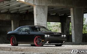 Картинка Dodge, SRT8, Challenger, Wheels, 650, B-Forged