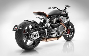 Картинка moto, bike, design, power, Confederate, Hellcat, Speedster, v-twin, X132