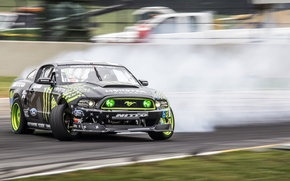 Картинка Mustang, Ford, Drift