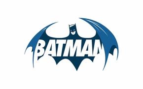 Картинка Лого, Бэтмен, Batman, comics
