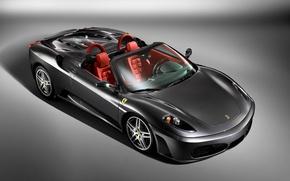 Обои 2009, pininfarina, ferrari, f430, spider, феррари