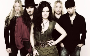 Обои metal, Dark Passion Play, promo, Nightwish, sympho, 2007