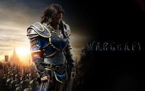Картинка Warcraft, Варкрафт, movie, Трэвис Фиммел, Travis Fimmel