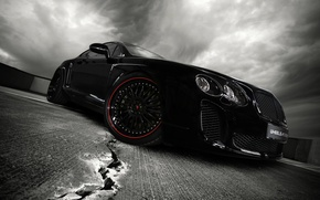 Обои Bentley, 2010, Ultrasports, Wheelsandmore, 702