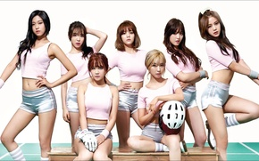 Картинка music, sport, sexy, girls, cats, cool, dolls, AOA, musical group
