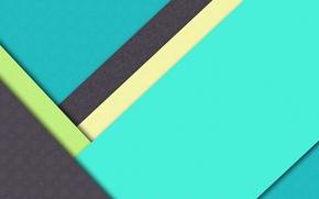 Картинка абстракция, серый, геометрия, салатовый, material
