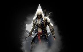 Картинка Assassin's Creed, Connor, Connor Kenway, Ratonhnhaké:ton