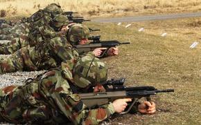 Картинка армия, солдаты, Irish Army