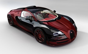 Обои 2015, bugatti, veyron, grand sport, vitesse, la finale