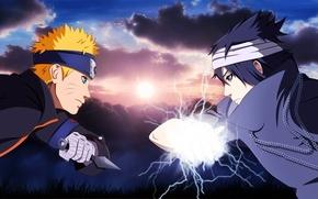 Обои game, Naruto Shippuden, hokage, anime, logo Konohagakure no Sato, Naruto, live action, hitaiate, chidori, oriental, ...