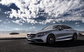 Картинка car, Mercedes Benz, AMG, autowalls, S63