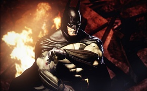 Картинка batman, art, Batman Arkham City