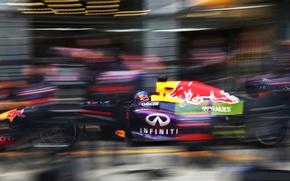 Картинка Infiniti, Renault, Car, Red Bull, Vettel, Australia, Чемпион