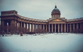 Картинка Питер, Санк-Петербург, Казанский Собор