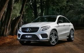 Картинка Mercedes-Benz, мерседес, AMG, амг, 2015, C292, GLE-Class