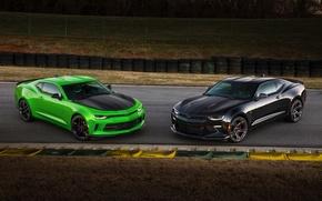 Обои Camaro, камаро, шевроле, Chevrolet